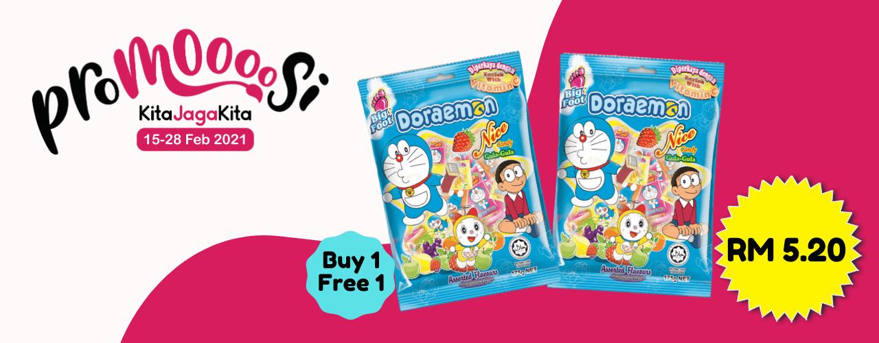 Doraemon Banner-1
