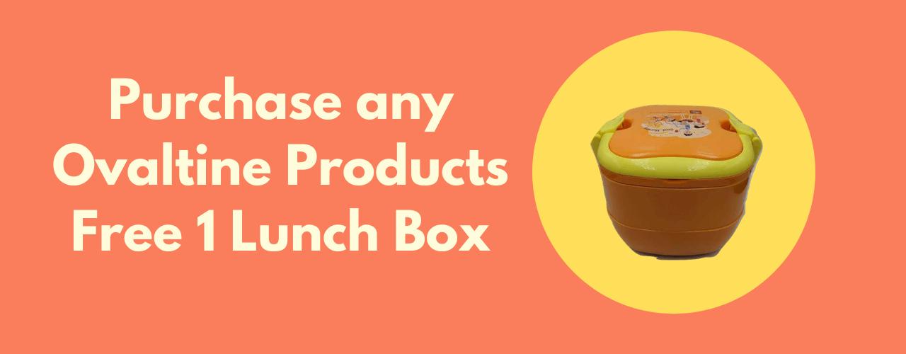 Ovaltine Free Lunch Box-1