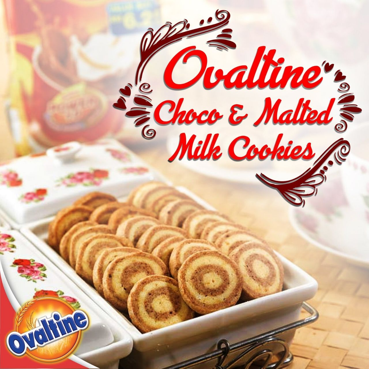 Ovaltine Choco & Malted Milk Cookies-1