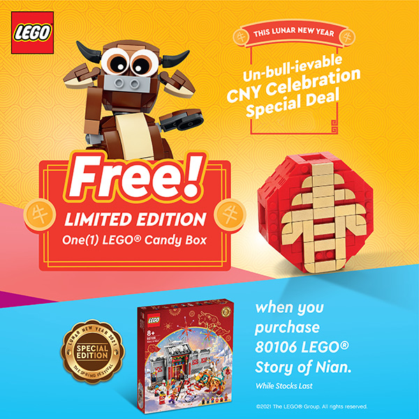 Chinese New Year Set - Limited Edition-1