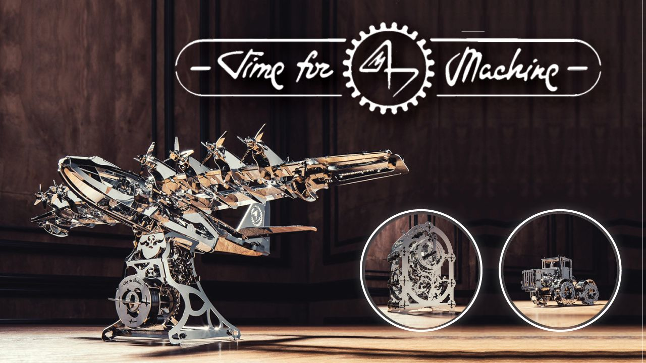 Time for Machine-2