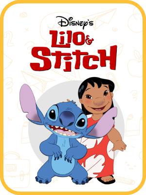 Dumbo, Frozen, Lilo&Stitch, Lion King-3
