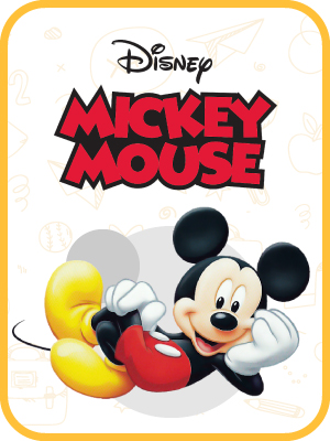 Mickey Mouse, Monsters University, Princesses, Toy Story-1