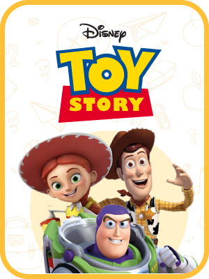 Mickey Mouse, Monsters University, Princesses, Toy Story-4