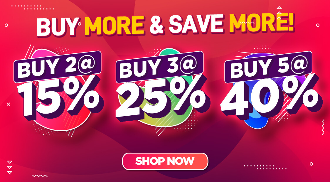 Buy More & Save More Deals