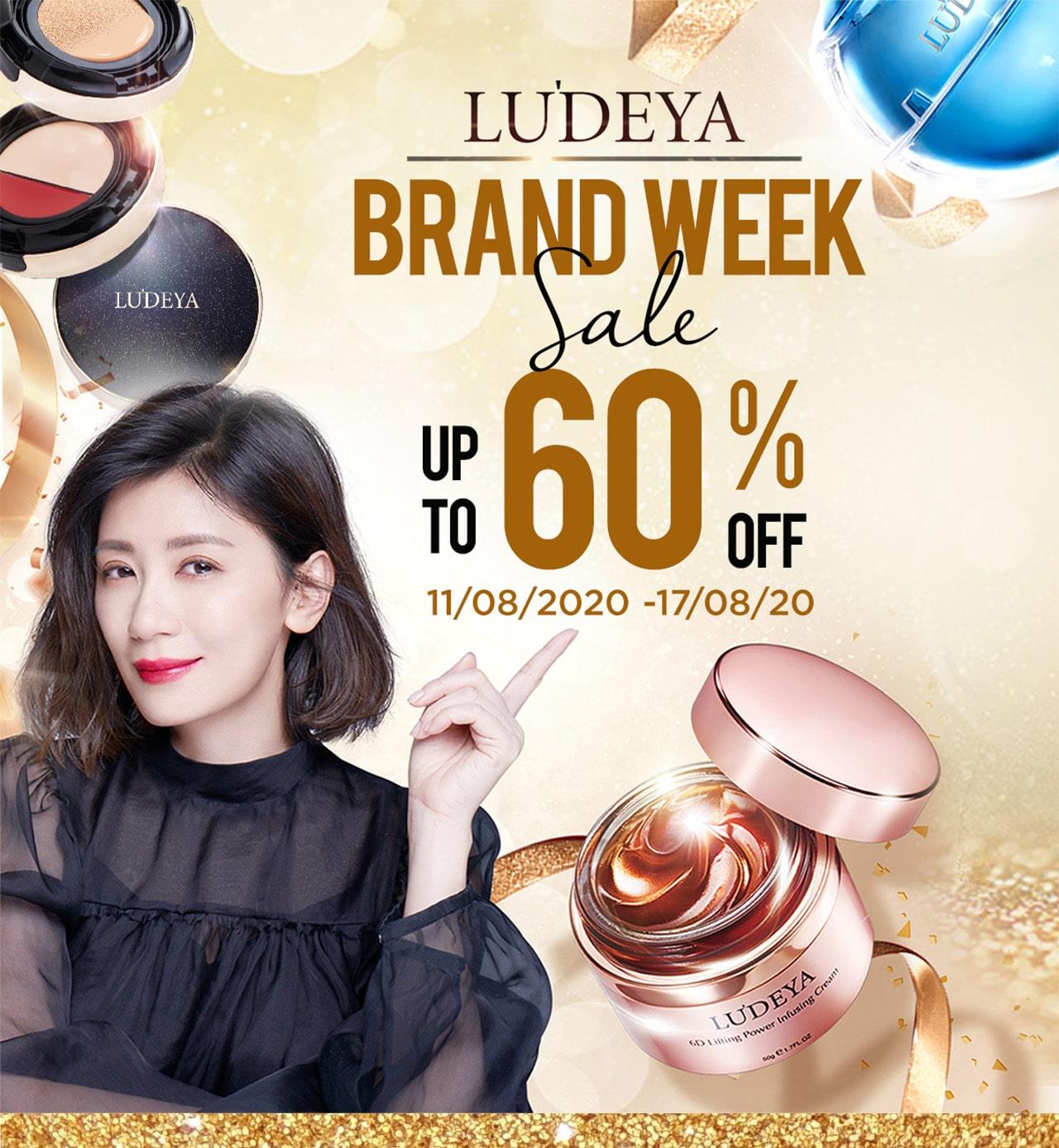 Ludeya Brand Week-1